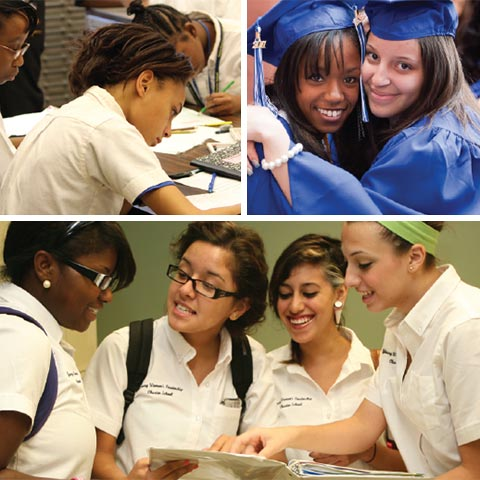 Young womens leadership school of the bronx